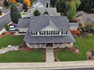 Coeur D'alene Single Family Home For Sale: 2858 N Bristlecone Dr
