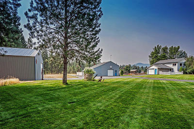 Post Falls Single Family Home For Sale: 6128 E Poleline Ave