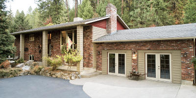 Coeur D'alene, Dalton Gardens Single Family Home For Sale: 4890 N Shaw Loop Rd