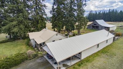 Bonners Ferry Single Family Home For Sale: 65738 Hwy 2