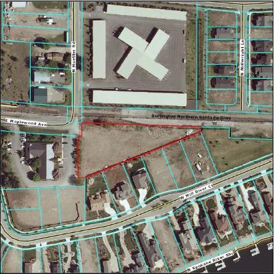 Coeur D'alene Residential Lots & Land For Sale: 3210 N Huetter Rd