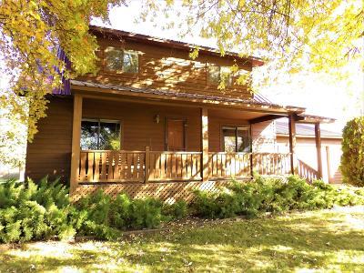 Hayden Single Family Home For Sale: 10510 N Melrose St
