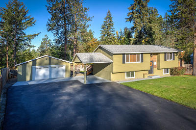 Rathdrum Single Family Home For Sale: 14491 N State St