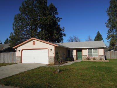 Post Falls Single Family Home For Sale: 406 W Appaloosa Ave