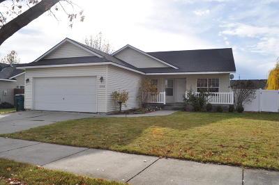 Post Falls Single Family Home For Sale: 5056 W Palmwood Ln