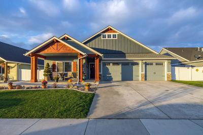 Hayden Single Family Home For Sale: 10747 N Seaside St