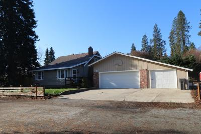Priest River Single Family Home For Sale: 62 N McKinley St