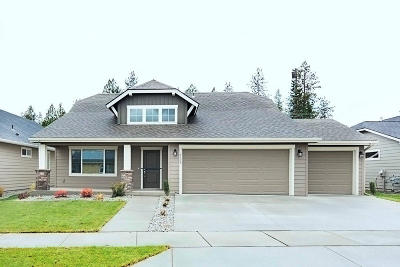 Coeur D'alene Single Family Home For Sale: 3328 W Versailles Dr
