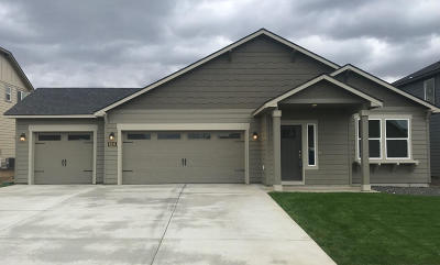 Post Falls Single Family Home For Sale: 4615 N Connery Lp