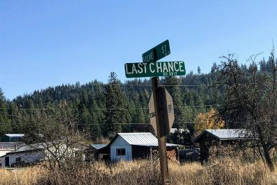 Coeur D'alene Residential Lots & Land For Sale: NNA S Last Chance Rd