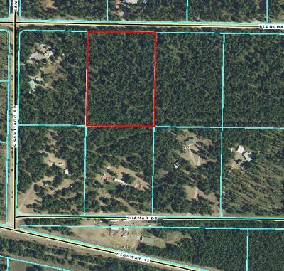 Blanchard Residential Lots & Land For Sale: Blanchard Cutoff