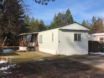 Rathdrum Mobile/Manufactured For Sale: 5725 W Highway 53 #O