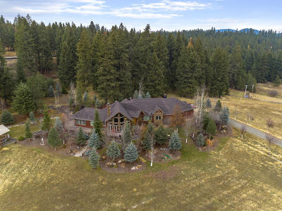 Coeur D'alene Single Family Home For Sale: 6079 E Fernan Hill Rd