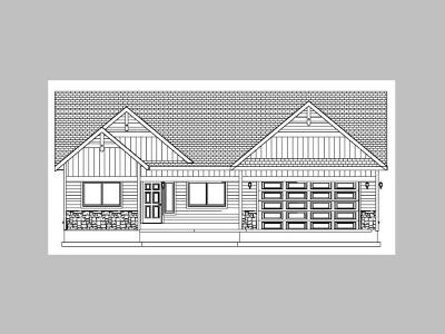 Post Falls Single Family Home For Sale: L4B1 Ashworth Ln