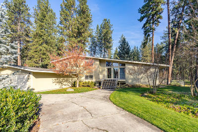 Coeur D'alene Single Family Home For Sale: 405 W Vista Dr