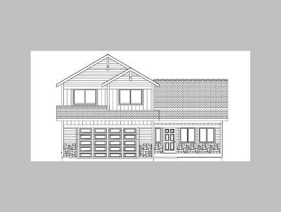 Post Falls Single Family Home For Sale: L7B3 Ashworth Ln