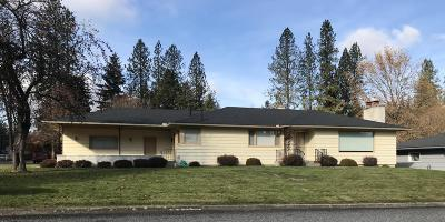 Coeur D'alene Single Family Home For Sale: 201 N Bruce Rd