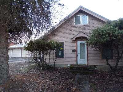 St. Maries ID Single Family Home For Sale: $87,500