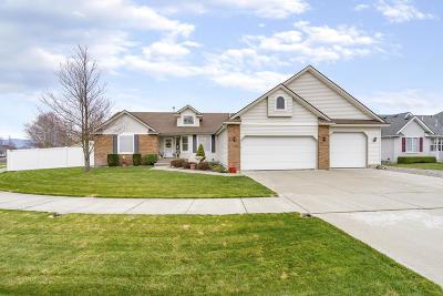 Hayden Single Family Home For Sale: 8270 N Brookside Dr
