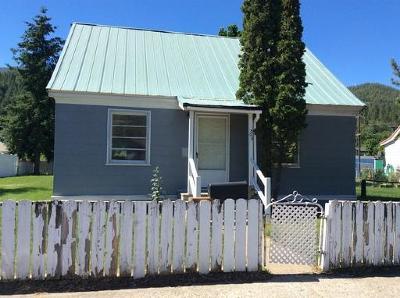 Kellogg Single Family Home For Sale: 503 Bunker Ave