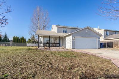 Rathdrum Single Family Home For Sale: 14059 N Lauren Loop