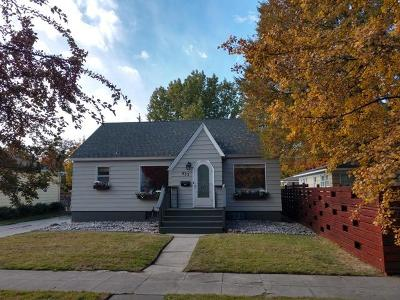 Coeur D'alene Single Family Home For Sale: 933 N 8th St