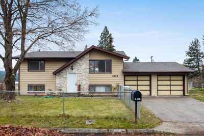 Coeur D'alene Single Family Home For Sale: 2868 W Masters Dr