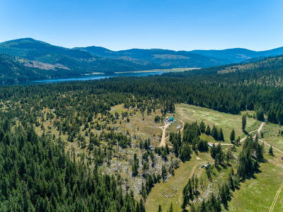 Rathdrum Residential Lots & Land For Sale: 25875 N Fjord 50 Acres