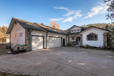 Coeur D'alene Single Family Home For Sale: 201 S Theis Ln