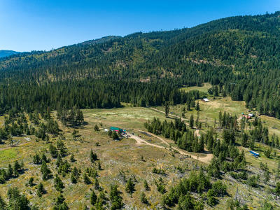 Rathdrum Residential Lots & Land For Sale: 25875 Fjord 10 Acre Rd