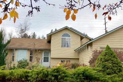 Coeur D'alene Single Family Home For Sale: 1962 W Daly Dr