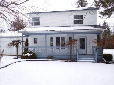 Sandpoint Single Family Home For Sale: 2010 Joshua Court