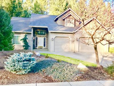 Coeur D'alene Single Family Home For Sale: 2873 E Winter Pines Ct