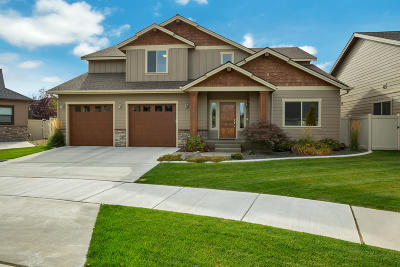 Coeur D'alene Single Family Home For Sale: 2502 W Rameau Dr