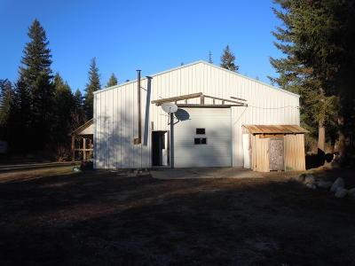 Bonner County, Kootenai County Single Family Home For Sale: 120 Quaking Aspen Way