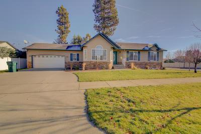 Coeur D'alene Single Family Home For Sale: 7440 N Aaron St