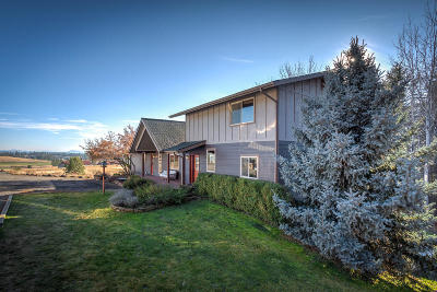 Coeur D'alene, Dalton Gardens Single Family Home For Sale: 25027 S Loffs Bay Rd