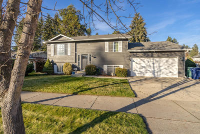 Coeur D'alene Single Family Home For Sale: 1431 E Elderberry Cir