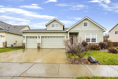 Coeur D'alene Single Family Home For Sale: 6159 N Roven St