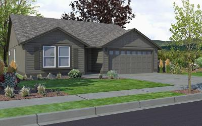 Hayden Single Family Home For Sale: 13037 N Loveland Way