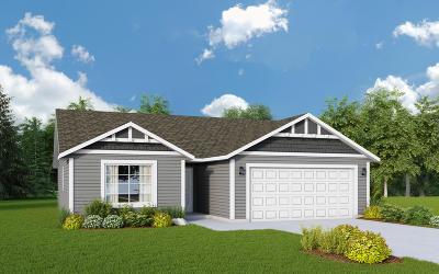 Post Falls Single Family Home For Sale: 4137 N Shelburne Lp