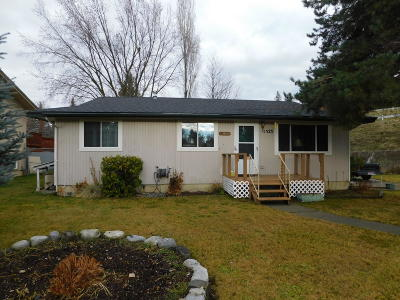 Coeur D'alene Single Family Home For Sale: 1523 E Harrison Ave