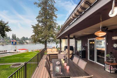 Kootenai County Single Family Home For Sale: 6547 W Dixon Ct