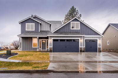 Hayden Single Family Home For Sale: 9209 N Gettys Ln