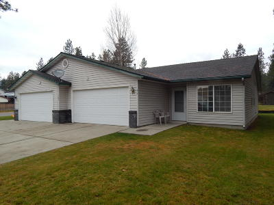 Rathdrum Multi Family Home For Sale: 7235 W Lakeland St