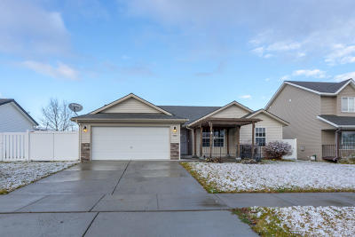 Coeur D'alene Single Family Home For Sale: 7740 N Joanna Dr