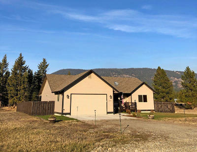 Bonners Ferry Single Family Home For Sale: 245 Melville Dr