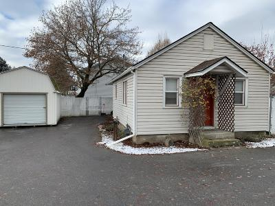 Coeur D'alene Single Family Home For Sale: 3203 N 4th St