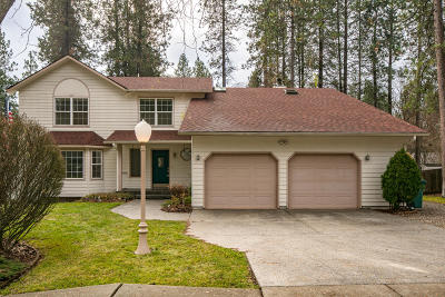 Coeur D'alene Single Family Home For Sale: 2050 W Hogan St