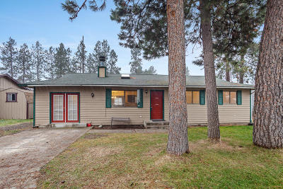 Post Falls Single Family Home For Sale: 2119 N Grants Ct
